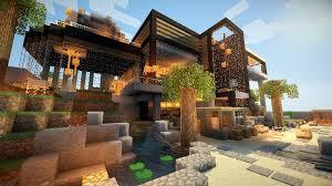 ment construire une maison de luxe dans minecraft