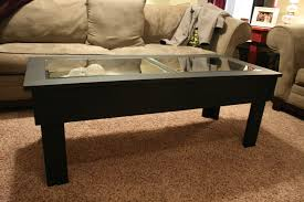 Industrial Glass Coffee Table Wood And Glass Coffee Table Best Modern Coffee Table For Living