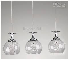 simple chandelier lighting. Simple Fashion Glass Crystal Lamp Chandelier Lobby Entrance Aisle Lamps Restaurant Bar Lighting Specification:D450MM H800MM