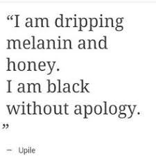 Quotes About Being Black And Beautiful