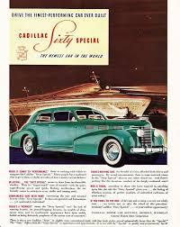 Old Brochures Old Cars Brochures 1938 Lasalle Old Car Ads Home Old Car Brochures