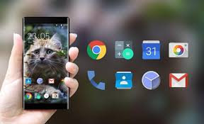 Theme for Xolo X910 Cat Wallpaper for ...