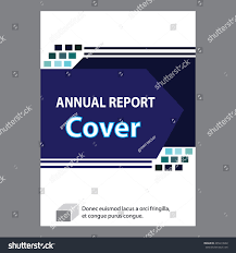 Beautiful Annual Report Cover Page Template Festooning ...