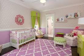 chair rail nursery. Exellent Nursery Purple Nursery Throughout Chair Rail H