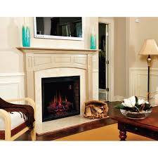 chimney free builders box led fireplace 1 440 watts model 39eb500gra electric fireplaces northern tool equipment