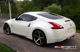 Nissan 350Z Wheels and Nissan 370Z Wheels and Tires 18 19 20 22 24 ...