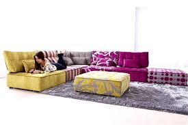 Fabulous Cozy Modular Sofa Design In Living Room Interior Low Seating Sofa  Indian Furniture Ideas