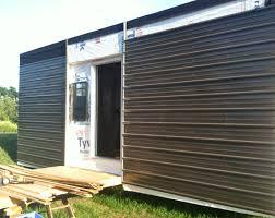 corrugated steel siding high