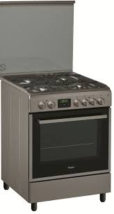 whirlpool 4 gas burners cooker acmk6333ix