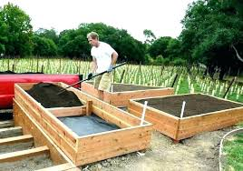 pressure treated wood for garden beds pressure treated lumber for raised beds use pressure treated wood
