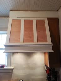 Diy Range Hood Confessions Of A Diy Aholic How To Build A Shaker Style Range Hood