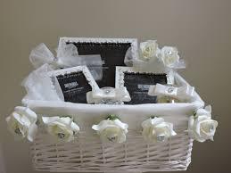 jewelled photo frame gift basket