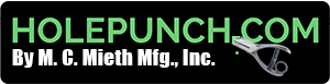 <b>Custom Punches</b> – M. C. Mieth