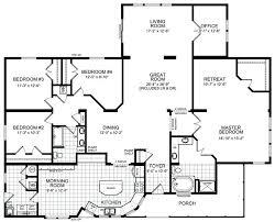 imposing modular homes 4 bedroom floor plans lovely homes plans best modular floor plans homes pictures