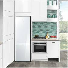 24 depth refrigerator. Fine Refrigerator B10CB80NVW Bosch 800 Series 24 Throughout 24 Depth Refrigerator E
