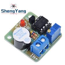 Doe-het-zelf <b>3Pcs 9V 12V</b> Battery Sound and Light Alarm Protection ...