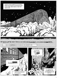 snowpiercer graphic novel. Beautiful Snowpiercer A Page From  With Snowpiercer Graphic Novel D