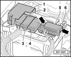skoda workshop manuals \u003e fabia mk2 \u003e vehicle electrics \u003e electrical fuse box tabs Fuse Box Tabs #31