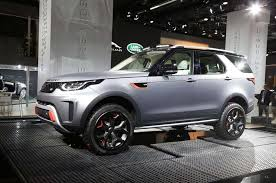 2018 land rover svx. modren 2018 land rover discovery svx will be followed by more hardcore offroaders to 2018 land rover svx