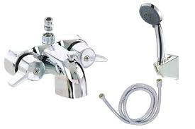 awe inspiring hand held shower attachment for bathtub faucet with handheld hole deck mounted tub faucets