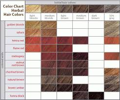 Different Shades Of Red Chart Different Shades Of Red Hair Color Which One For You