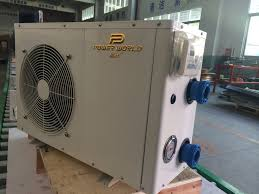 Heater Pump 60 Cop Panasonic Compressor Heat Pump Water Heater For Swimming Pool
