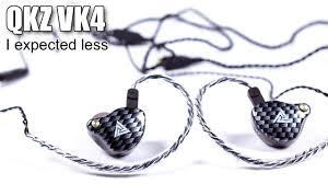 <b>QKZ VK4</b> earphones review