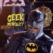 Geek Mentality - I'm Watching All The BATMAN MOVIES!