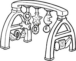 Small Picture Toy Coloring Pages Childrens Best Activities