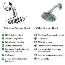 no water pressure in shower no water coming out of shower head new shower head 4 stainless steel rain shower head no water coming out of shower low water