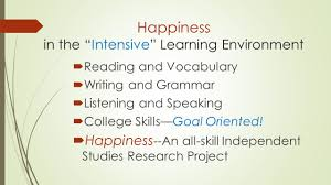 iep students pursuit of happiness gloria chen intensive english 2 happiness