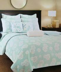 Coastal Collection Bedding Quilts Beach Decor Quilts Coastal ... & Coastal Collection Bedding Quilts Beach Decor Quilts Coastal Bedding Quilts  Sand Dollar Quilt Set Coastal Bedding Adamdwight.com