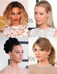 Nejlepší účesy Celebrit Na Grammy Awards 2014 Modacz