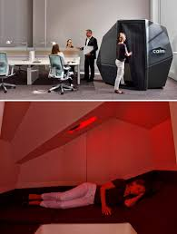 office naps. This Microspace Room Is Designed To Be Used In Offices Allow People Take Short Power Naps. Office Naps -
