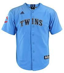 Minnesota Twins Mlb Youth Boys Team Jersey Blue