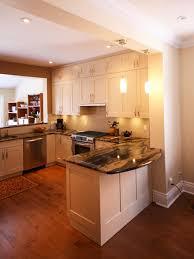 Apartment Galley Kitchen Kitchen Cabinets White Cabinets Handles Small Kitchen Ideas