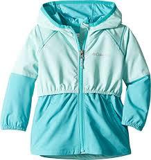 Columbia Winter Jacket Size Chart Amazon Com Columbia Kids Womens Hidden Canyon Softshell