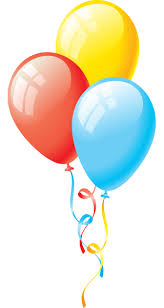 Image result for balloon free clipart