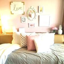 Unique Pink Gold And White Bedroom Ideas Photo – dailylifeclock.com