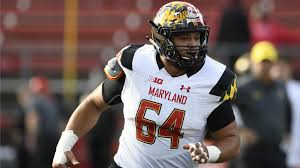 Brendan Moore Football University Of Maryland Athletics