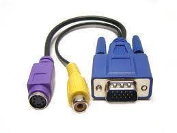 converting vga to rca using a vga to rca converter