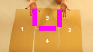 Folding Template For Clothes Make Your Own Shirt Folding Board For Super Cheap Clean