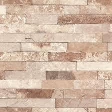 Bricks Design Wallpaper Rasch Stone Design Bricks 3d Red Brown 475166