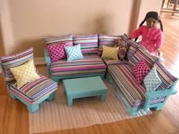 18 inch doll sofa american doll couch splendid