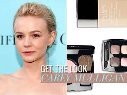 how to get carey mulligan s glowing makeup look the great gatsby new york city premiere