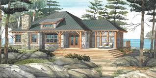 Designing A Retirement Home Design Plans Small Retirement Home Lakefront Cottage