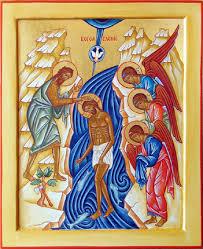Znalezione obrazy dla zapytania niedziela chrztu pańskiego