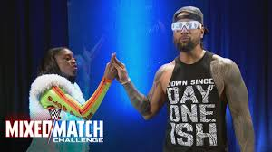 Fight Size Update: Naomi, Jimmy Uso And Ali Practice Moves, Braun Strowman  Throws Pitch, Kairi Sane, More   Fightful Wrestling