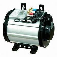 electric car motor for sale. Electric Car Traction Motor With 23kW Rated Power Electric Car Motor For Sale