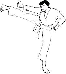 karate coloring pages free karate coloring pages free printable karate coloring pages